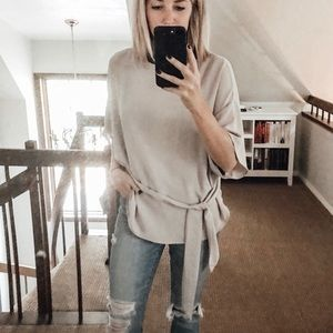 Tops - Shopbop Taupe Tunic Top